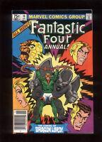 Fantastic Four Annual #16 Near Mint Marvel Comics *SA