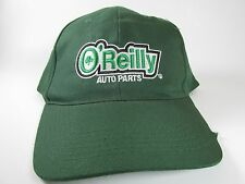 O'REILLY AUTO PARTS HAT Green/White Oreilly Employee Worker BEST FOR LARGER HEAD