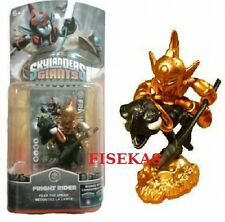 Skylanders Giants GOLD FRIGHT RIDER HALLOWEEN Figure Variant Frito Lay Promo NEW