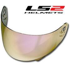 Visière iridium gold pour casque LS2 pour modèle intégral FF366 / 368/375