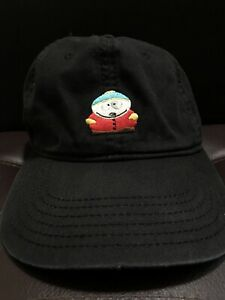 Limited Edition 2017 Comedy Central SouthPark Eric Cartman 6 Panel Dad Hat