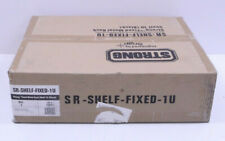 Strong Sr-Shelf-Fixed-1U 1 Space Rack Mount Shelf