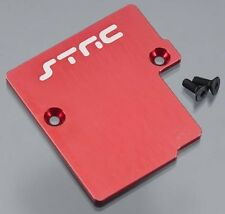 STRC Red Mach Electronics Mount Plate TRA Traxxas Slash Rally 4X4 ST6877R