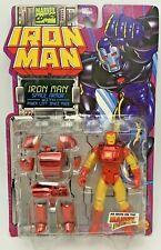 Marvel Space Armor Iron Man Action Figure ToyBiz Vintage 1995