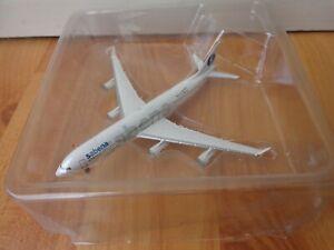 507325 HERPA WINGS 1:500 SABENA AIRWAYS - AIRBUS A340-200 DIECAST PLANE