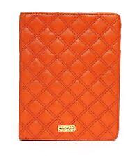 Marc Jacobs Baroque Orange Leather iPad Folder 0124 $595
