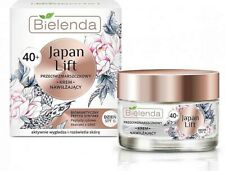Bielenda Japan Lift Anti-Wrinkle Moisturising Face Cream 40+ Day SPF6 50ml