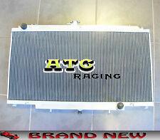 3 ROW Aluminum Radiator for Nissan GU PATROL Y61 petrol 4.5L 1997-2001 98 99 00