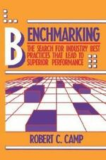 Benchmarking: The Search for Industry Best Practices that Lead to Supe-ExLibrary