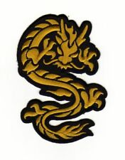Au21 Dragon Tattoo Asie Patch Application Image à Repasser 8,2 X 11,5 CM
