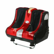Livmor FOOT-MASSAGE-LF03-RD Calf & Foot Massager - Red