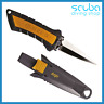 Mares Argo Scuba Diving Freediving Spearfishing Water Sports Knife 425615