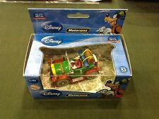 Disney Motorama Die cast metal collection 1:43 scale collector model Goofy