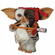 Gremlins Medicom Toy VCD Prop Size Gizmo Combat ver. PVC Completed Figure Doll