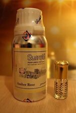 Amber Rose Concentrated Perfume Oil Attar by Surrati perfumes 3ml,6ml,12ml ,36ml