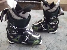 Atomic Waymaker green Carbon 110 Ski boots Sz. 27 / 10
