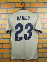 Danilo Real Madrid Jersey 2016 2017 Home XS Shirt AI5187 Soccer Football Adidas