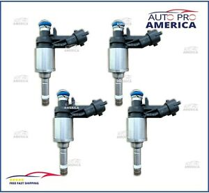 NEW Set (4) 2011-2019 EXPLORER Lincoln MKS MKT Fuel injectors 3.5L BA5Z9F593B