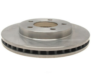 Disc Brake Rotor Front Parts Plus P66204