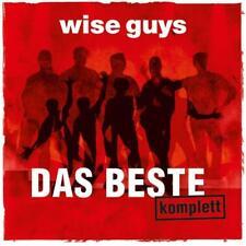 Das Beste Komplett von Wise Guys (2016) 2CD Neuware