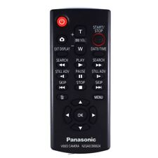 * Nuovo * Genuine Panasonic HDC-HS200EB-K Videocamera Telecomando