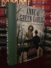 Anne of Green Gables by Lucy Maud Montgomery Brand New Unabridged Hardcover