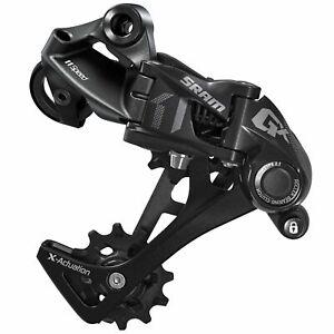 SRAM GX 1x - 11-Speed Mountain MTB Bike Rear Derailleur - Black