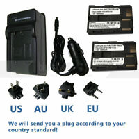 Battery or charger for Canon BP-511A PowerShot G1 G2 G3 G5 G6 50D BP-512 CB-5L