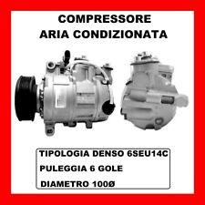 COMPRESSORE ARIA CONDIZIONATA AUDI A4 - A5 - A6 - A8 - Q5 DA ANNO 2000 IN POI
