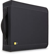 Case Logic CDW208 CD DVD Storage Wallet Caselogic CDW 208 DJ BRAND NEW