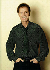 Cliff RICHARD Hand SIGNED Autograph MASSIVE 16x12 Photo British Music AFTAL COA