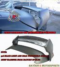 VR-Style Rear Roof Spoiler Wing (Carbon) Fits 08-14 Subaru Impreza WRX STI 5dr