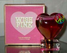 VINTAGE YET NEW VICTORIA'S SECRET EAU DE PARFUM, CHOOSE LIVE PINK OR WISH PINK,