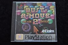 Bust a move 2 Platinum Playstation 1 PS1