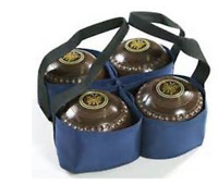 4 BOWL CARRIER - LAWN/INDOOR  BOWLS
