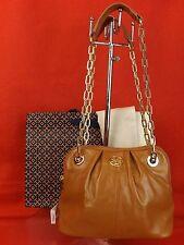 Tory Burch Dena Mini Bag Luggage Leather Chain Strap 90009507 Handbag