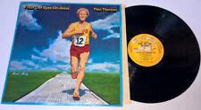 PAUL THORSON Fixin Our Eyes On Jesus VINYL LP 1978 Bread n Honey BH105 Christian