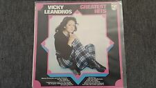 Vicky Leandros-LP sung en French/Greek/English/German