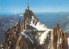 BT9717 Sommet dee l aiguille du midi a chamonix mont blanc        France