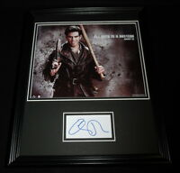 Eli Roth Signed Framed 11x14 Photo Display Inglorious Basterds B