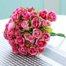 Blume Kunstblumen Pflanze Rose Blumenstraus Sträuße Mode Künstliche Multicolor