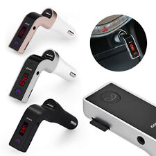 Wireless Bluetooth FM Transmitter Modulator Radio Car Kit Mp3 Player USB Charger
