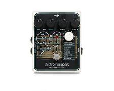 EHX Electro Harmonix BASS9 Bass Machine Effects Pedal, Brand New !
