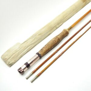 Unmarked Bamboo Fly Fishing Rod. 7 1/2'. 2/2. See Description.