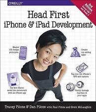 Head First iPhone and iPad Development: A Learner's Guide to Creating -ExLibrary