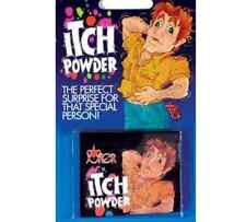 3 Itching Powder Kids Novelty Magic Jokes Tricks Gags Toy  Itch Prank Bulk