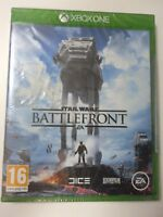 star wars battlefront xbox one version française FR neuf sous blister new sealed