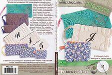 Anita Goodesign Fashion Clutches Embroidery Machine Design CD