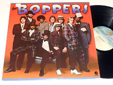 THE BOPPERS self Titled NM- PROMO stamp Jazz Funk Fantasy F-9562 album vinyl