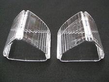 1969 69 CADILLAC TURN SIGNAL LIGHT LENS CLEAR - 1 PAIR